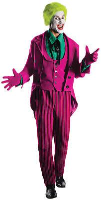 Joker Grand Heritage Erwachsene Kostüm Film Rubies 887209 Bösewicht Halloween ()