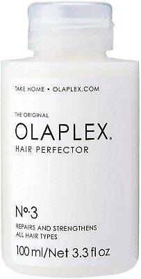 Olaplex Hair Perfector No 3 Repairing Treatment 3.3 fl oz/100 mL Sealed New