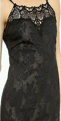New Free People Take Me Out Dress Black Size 2 Retails For  168