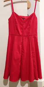 Red Formal Dress Oxenford Gold Coast North Preview