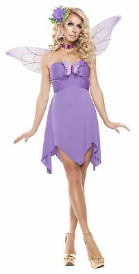 Starline Women's Lilac Fairy Costume