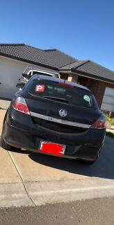 2008 Holden Astra 117km