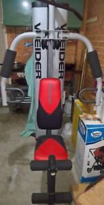 Weider Home Gym for sale