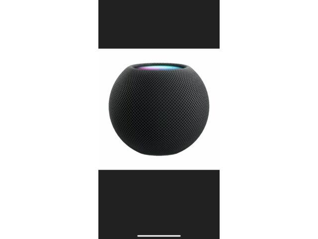 Apple HomePod mini Smart Lautsprecher Grau ✅Blitzversand ✅Gewerblicher Verkäufer