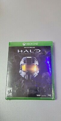 Microsoft Xbox One Halo The Master Chief Collection Standard Edition SEALED comprar usado  Enviando para Brazil