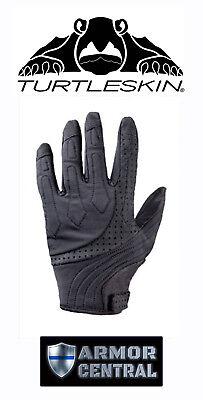 NEW Turtleskin Bravo - Cut & Hypodermic Needle Tactical Gloves - Law Enforcement