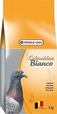 5kg Versele Laga Colombine Bianco Parquet White - FOR PIGEON LOFT / NEST - VL050