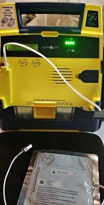 Cardiac Science Powerheart G3 Plus Aed Pad And New Battery 9131 Spare Pad Incl.