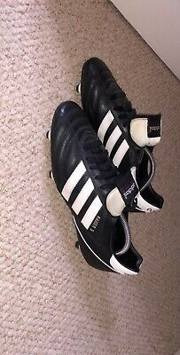 Adidas Kaiser 5 Mens Football Boots Size 8.5 Excellent Condition