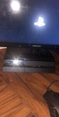 PS4 500GB Jet Black Console
