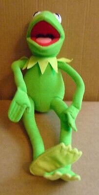 "Kermit the Frog Jim Henson 11"" Posable Plush sa"