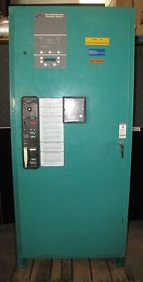 Cummins Automatic Bypass Transfer Switch Btpcc Btpcc-5629471 - 400amp 2554