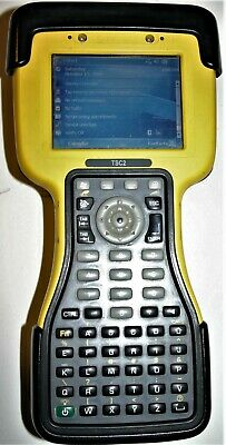 Trimble Tsc2 Data Collector With Survey Controller 12.46 2.4ghz Radio