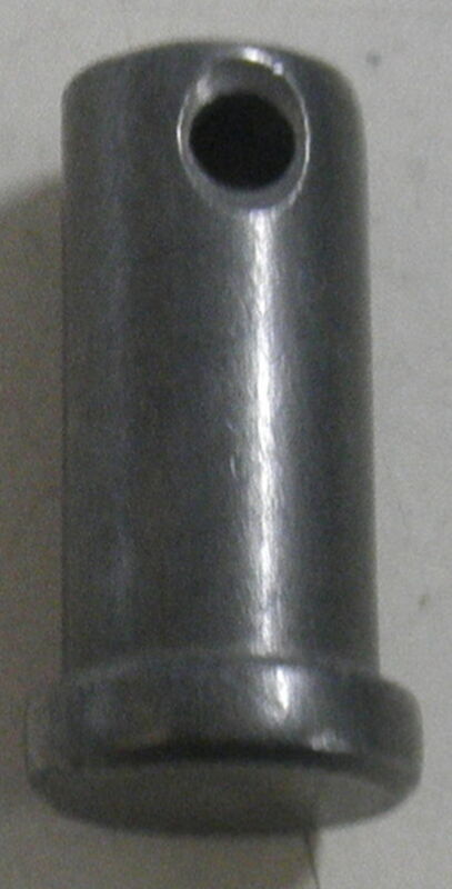 """Steel Clevis Pin 3/4 X 4 Shakeproof Steel USA Effective Length 3-49/64"""""""