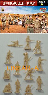 1:72 FIGUREN M144 Long Range Desert Group - STRELETS