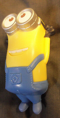 LOT #1152 KEVIN the MINION MCDONALD'S HAPPY MEAL FIGURE (2017) 4 inch BUZZ SOUND