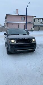 2010 range rover supercharged