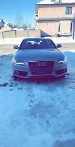 2010 audi A4 sline! Great condition