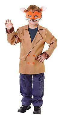 Fox Jacke, Groß, Kinder Kostüm Kostüm, Buch - Kinder Fox Kostüm