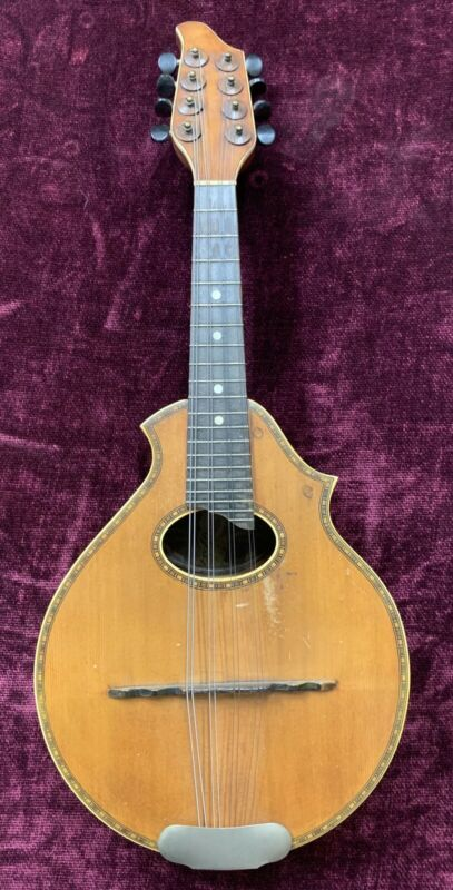 Vintage Mandolin, Columbia American Made.  Beautiful!