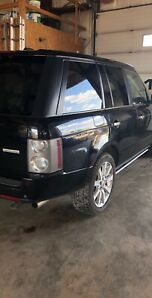 2008 Supercharged Range Rover Sport