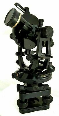 Antique Aluminium Theodolite-transit Surveyors Alidade Surveying Instruments