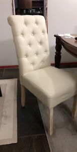 Set of 6 Dinning room chairs