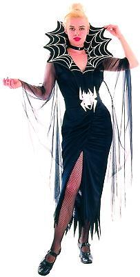 Spinnenfrau-Kostüm Halloween für Damen Cod.37651