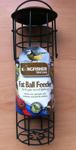 Bird Feeder Suet Fat Ball Wild Birds Feeding Station Great Value!