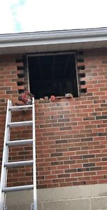 Masonry and Brick Repair