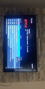Selling 58 inch Samsung 1080p less than 8 months old OBO
