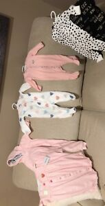 Carter's baby clothes - new