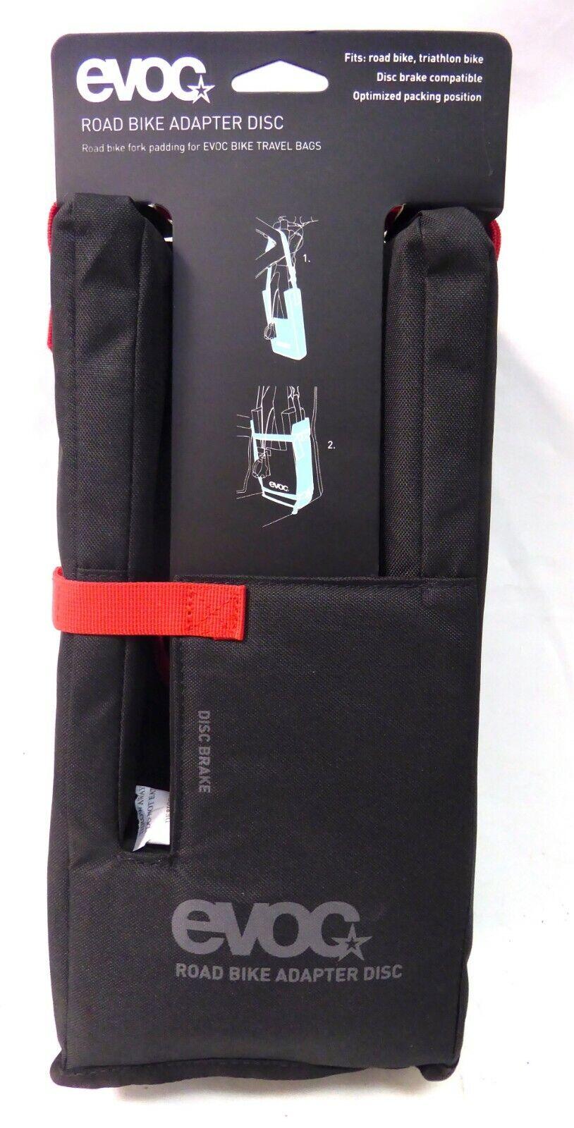 EVOC Road Bike Adapter for EVOC Bike Travel Bags