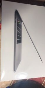 Apple macbook pro w/touch bar 2016 brand new sealed