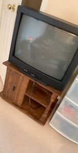 Tv and stand $20