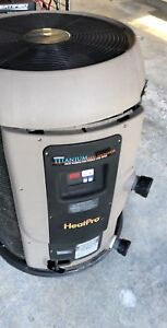 Hayward pool heat pump heat exchanger