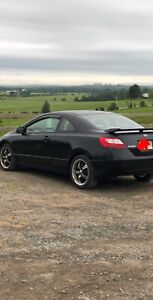 2007 Civic coupe