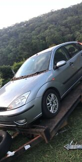 WTB Mk1 Ford Focus Lithgow Lithgow Area Preview