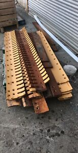 Grader Blades, Side chain, tire chain, slip tanks & more.