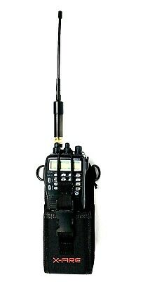X-fire Duty Belt Portable Two Way Radio Handset Holder Holster Pouch Washable