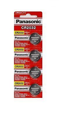 4 pc BULK PANASONIC CR2032 cr 2032 ECR2032 3v - Cr2032 Batteries Bulk