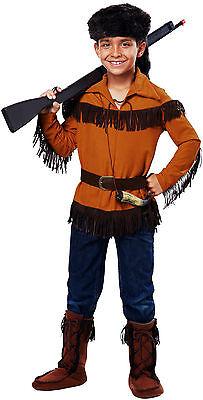 Frontier Boy/Davy Crockett Child Costume](Frontier Boy)