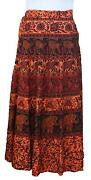 Indian Cotton Skirt
