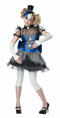 Twisted Baby Doll Haunted Adult Women Costume](Adult Baby Doll Costume)