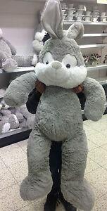 100cm,3.2 feet large Giant Big Huge BUNNY Rabbit  Plush Toy Easter,Birthday Gift