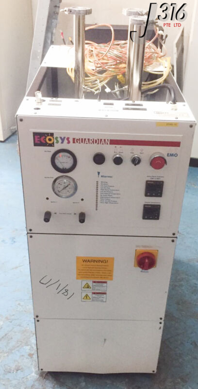 778 Ecosys/atmi Guardian Gs4, Thermal Oxidation Gas Scrubber Gs-ah103-00-nn