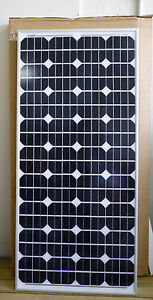 New 80 Watt 12v Monocrystalline Solar Panel 80W DIY