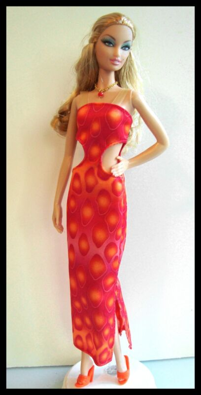 Barbie Clothes/Fashions Model Muse Sexy Dress NEW!!