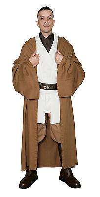 Star Wars Obi Wan Kenobi Kostüm hell braun Jedi Robe Film Satz Qualität von UK