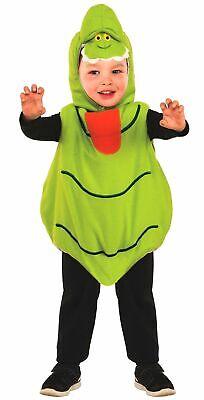 Ghostbusters Slimer Child Costume Boys Baby Toddler Romper - Baby Alien Kostüme